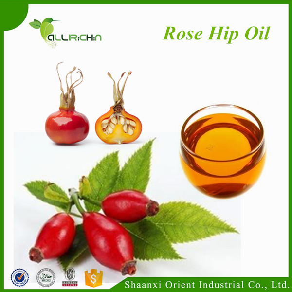 OEM Massage Oil Organic Pure Rosehip Oil
