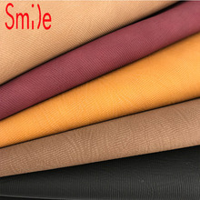 Synthetic Leather For Bags Fashion Pvc Leather Fabric 1.2MM Free samples