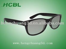 hot sale cheap price circular polarized 3D Eyeglasses from Shenzhen China market