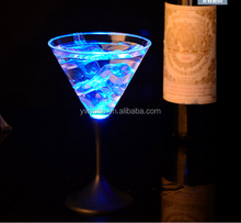 China supplier plastic LED light-up luminous cup for bar party