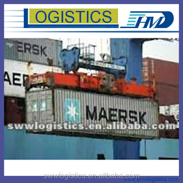 Shipping freight forwarder from Shenzhen China to New York USA