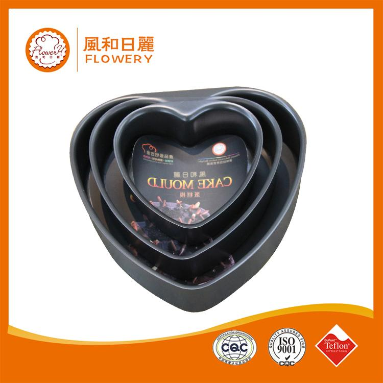 Hot selling patty cake pan with low price