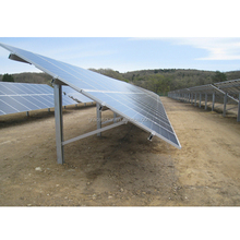 Pile solar mounting structures solar mounting racking for ground