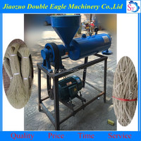 noodle extruder machine/ machine made sweet potato sheet jelly