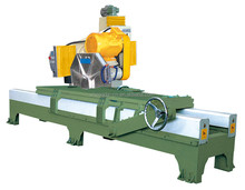 Hand granite stone edge profile machine countertop table saw cutting machine