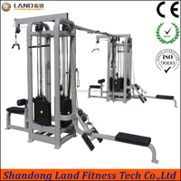 New arrival Commercial use gym fitness equipment/8 stations Multi Jungle LDM-02