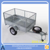 Hot dip Galvanized Garden 7*5 Tipper Box Tralier / Box Trailer Cage