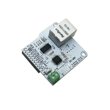 ENC28J60 8 Channel Network Controller Board Relay Control Module For Smart Home 5.5VDC 2A Max