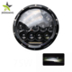 High Low Beam Angel Eyes Jeep 75W 7 Inch Led Headlight