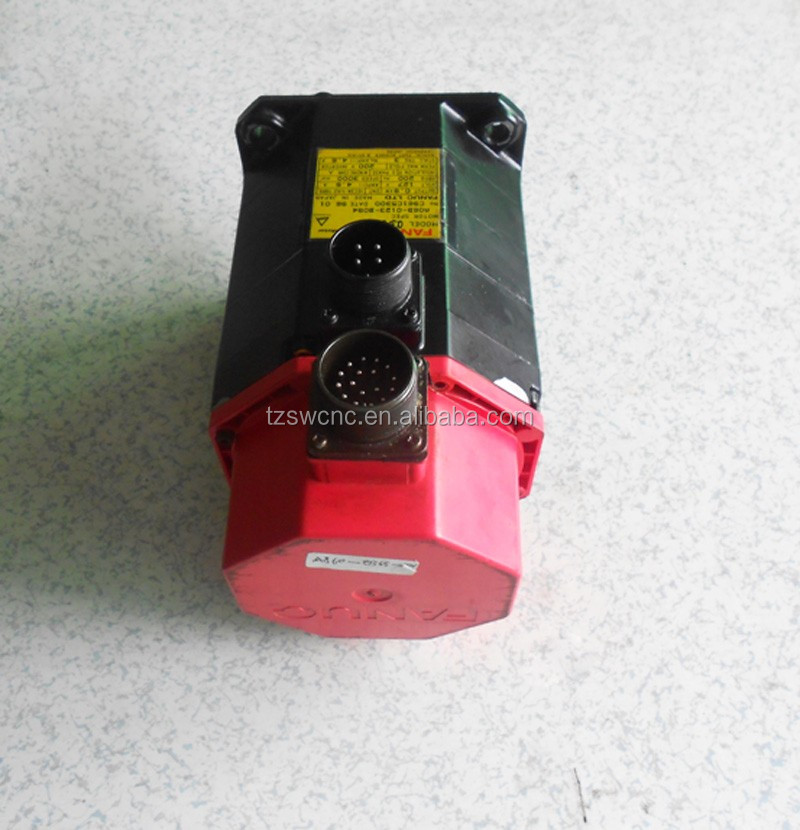 Sales repair cheap original AC servo electrical motor Fanuc A06B-0123-B084