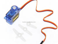 New Rc Mini Micro 9g 1.6KG Servo SG90 for RC 250 450 Helicopter Airplane Car Boat
