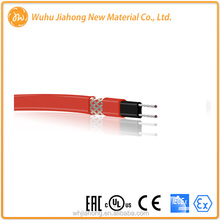 In-line hot water Self-regulating Heating Trace cables