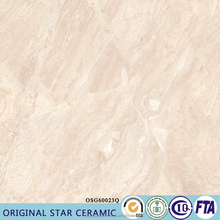 Foshan 600x600mm Acid-resistant Polished Porcelain Cheap Floor Tiles