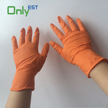 AQL 1.5 disposable colorful Laboratory experiment medical exam Nitrile Gloves