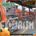 Industrial citrus juicer production line made in China