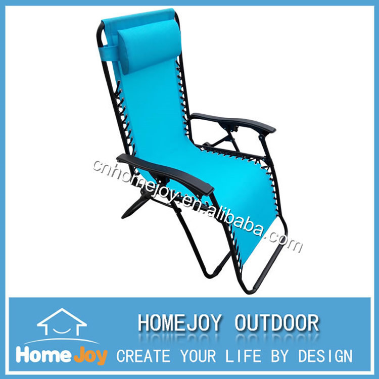 Sunnydays More Color Zero Gravity Cheap Lounge Chair with Pillow