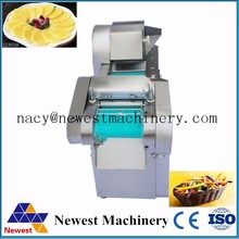 Long working time cabbage cutting machine,potato onion cube cutter,food slicing machine