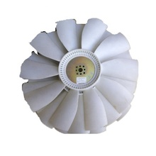 Changlin spare parts Radiator Fan <strong>W</strong>-<strong>02</strong>-00123 for wheel loader ZL50H, Zl30H, Zl40H