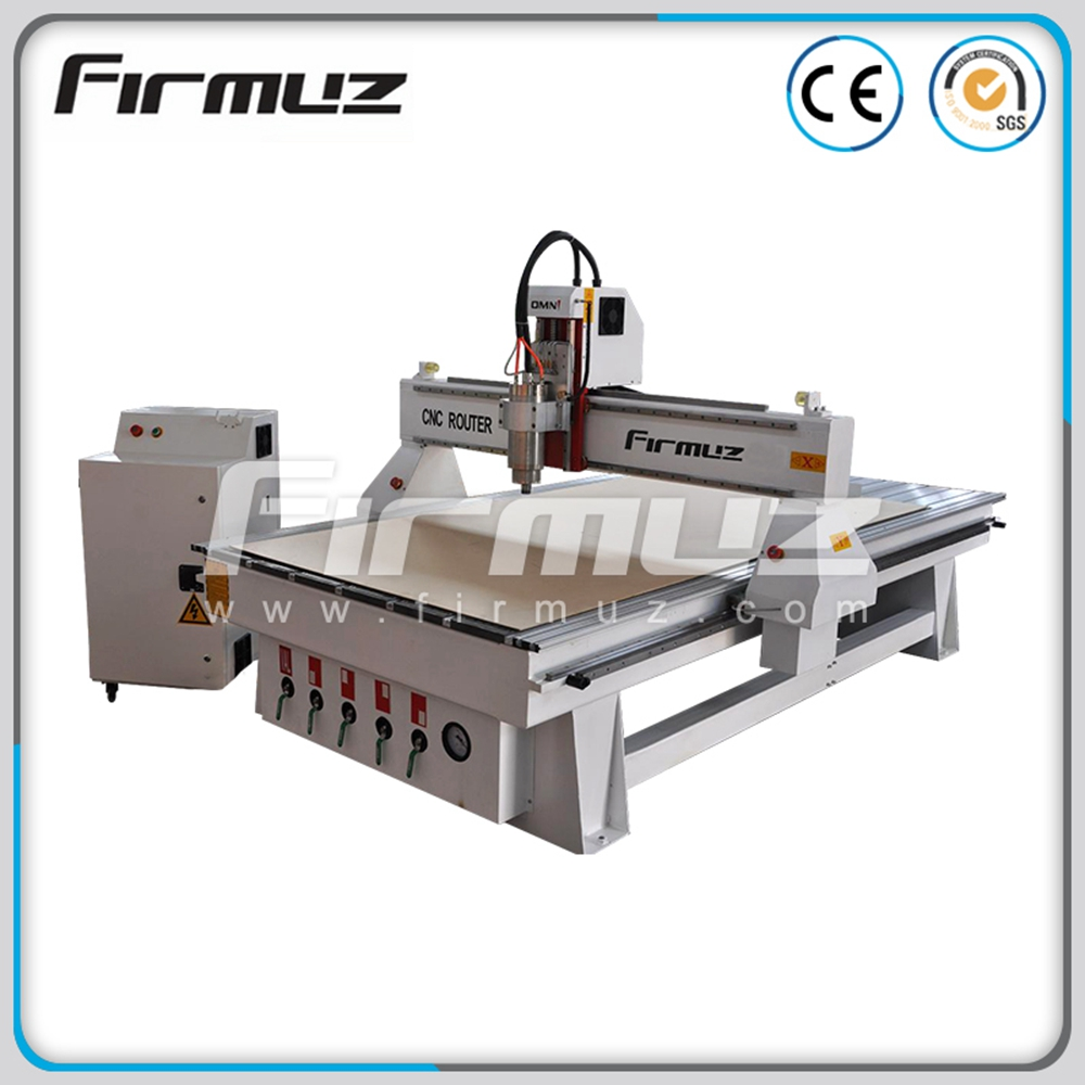 Cnc Router Height Increase Machine For Deodar Wood