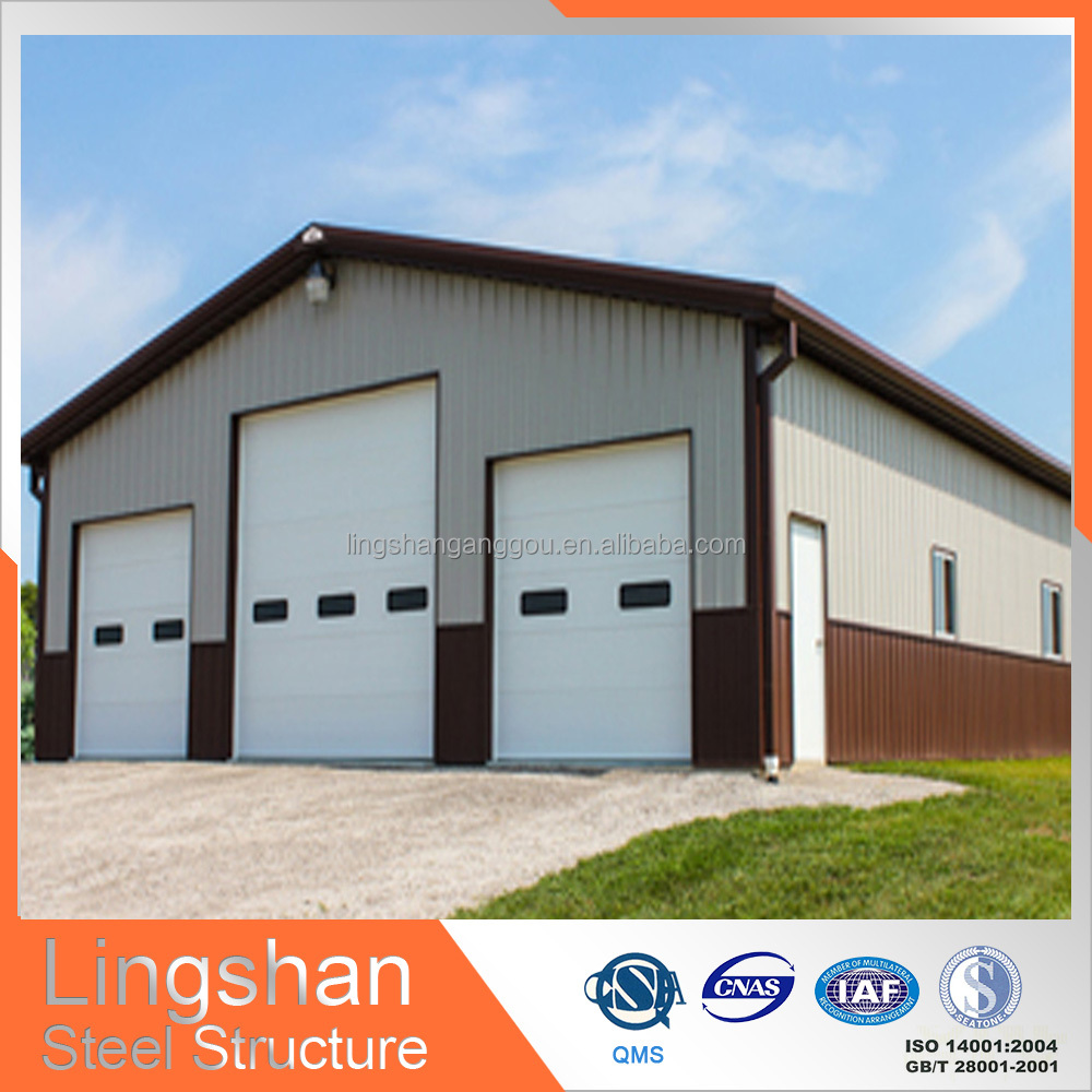 Cost Saving Prefabricated Modular house For Grain Warehouse