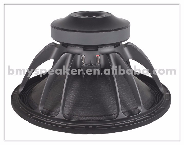 18 inch high quality 1000W pa professional subwoofer speaker