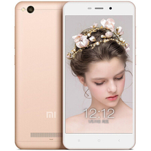 Gold Pink Original Xiaomi Redmi 5A 2GB/16GB Dual SIM Smart Phone