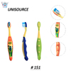 food grade material mini toothbrush
