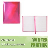 WT-NTB-2090 padded cover A6 paper notebook printing list book
