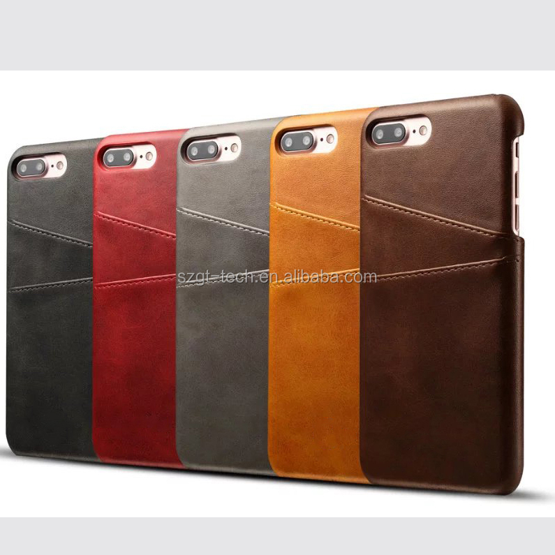 Hot selling leather bumper case for iphone, wholesale alibaba for iphone 8plus cover