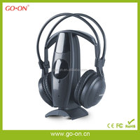 brand name wireless rf headphone with stable frequency