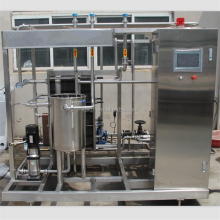 Fully automatic stainless steel Small Milk Pasteurization Machine