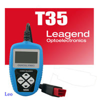 2013 new version diagnostic scan tool T35 multilingual interface code reader