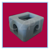 corner fitting casting for model ship parts