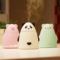 New product ultrasonic portable air freshener mini usb humidifier for Free shipping