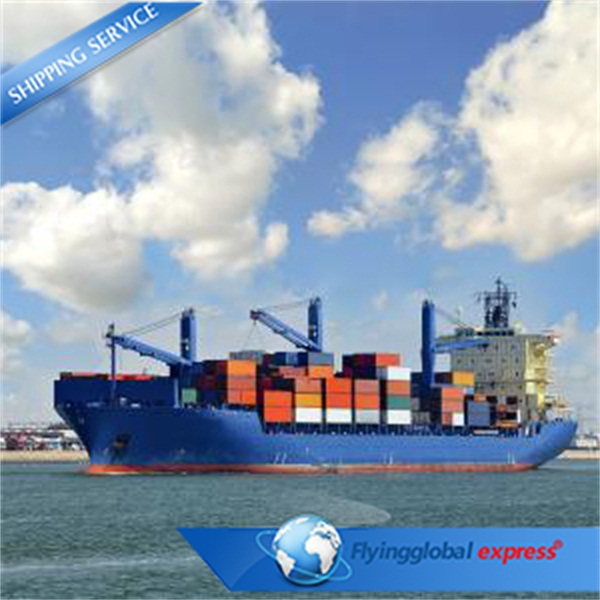 sea freight forwarder shipping rate China to USA