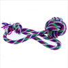 Rope Knot Toy for Dog Cotton Rope Pet Toy With Tennis Ball
