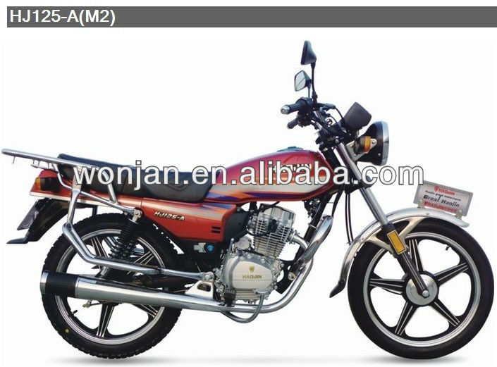 HAOJIN HJ125-A 125cc cheap price street bike