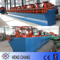 mineral ore gold silver copper flotation separator machine of chemical for hot sale