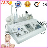 7 in 1 multifunctional face lifting ultrasonic & high frequency spot removal pen beauty machine CE AU-8208