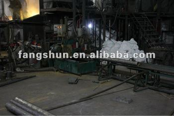 brass rod continuous casting machine