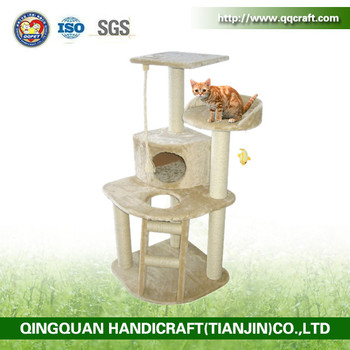 Aimigou wholesale cat tree scratching post modern cat tree manufacturer