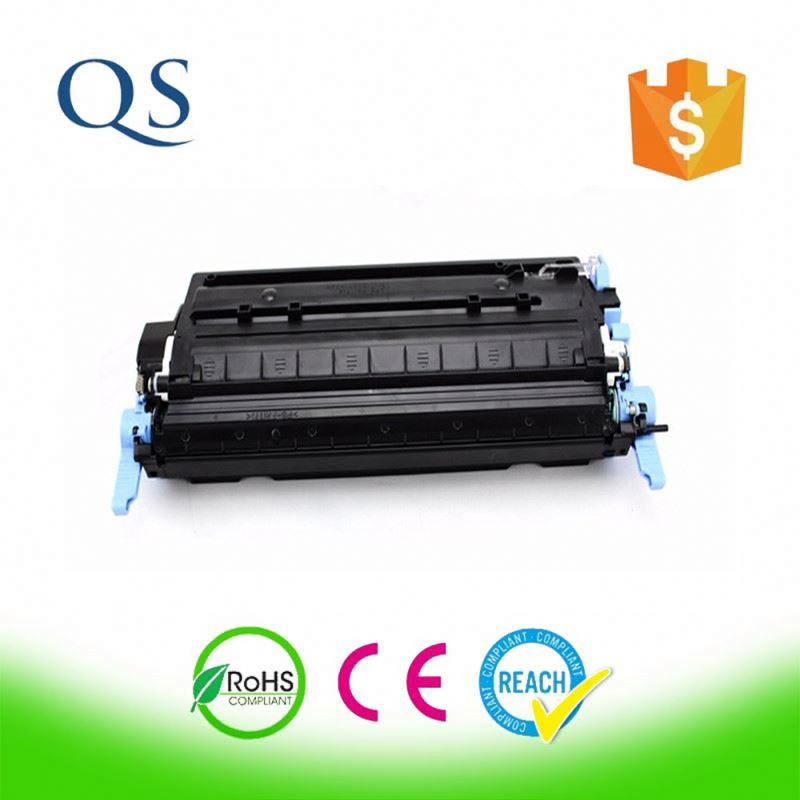 Trade assurance Compatible Cartridge Toner 124A Q6000A Q6001A Q6002A Q6003Afor HP made in China