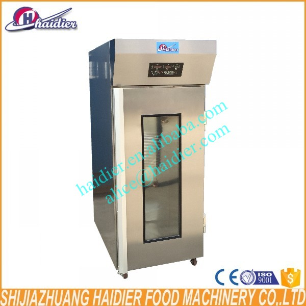 36 trays Electric commercial stainless steel automatic bakery dough proofer retarder/bread retarder proofer