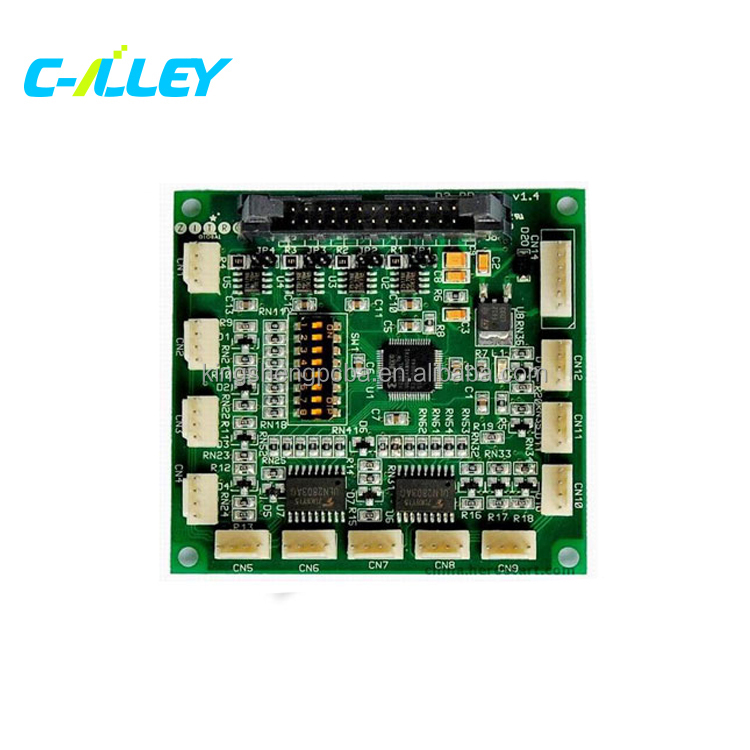 PCBA Manufacturer for Electronic Guitar, Gibson Les Paul Guitar PCBA Circuit Board, PCBA Prototype& Clone Assembly Factory