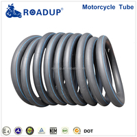 para la motocicleta tubo interior 275-18 300-18 300-17 90/90-18 410-18 motorcycle tube China factory