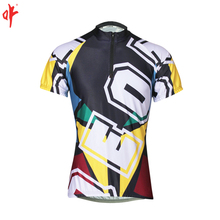 New Products Custom Superman Cycling Jersey Shirt No Minimum