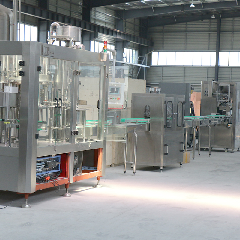 Economic And Efficient Water Bottling Equipment