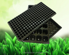21 32 50 72 98 105 128 200 Cells PS Plastic Plug Seed Starting Grow Germination Tray for Greenhouse Vegetables Nursery