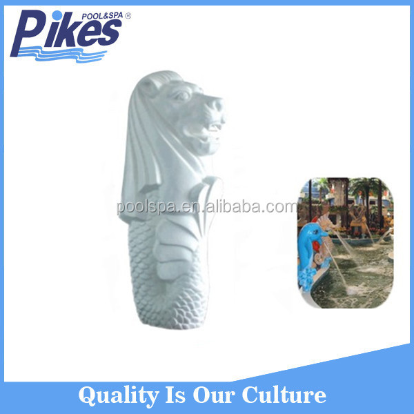 Cartoon spa impacter / swimming pool spray nozzles / swimming pool massage jets