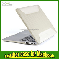 antiskid case for macbook,leather cover For Macbook pro air 11 13 15